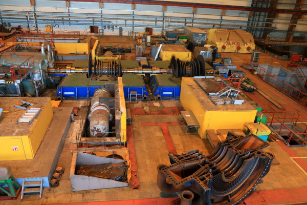 In 2018 Ignalina NPP dismantled over 5 thousand tonnes of equipment